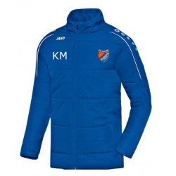 Coachjacke blau